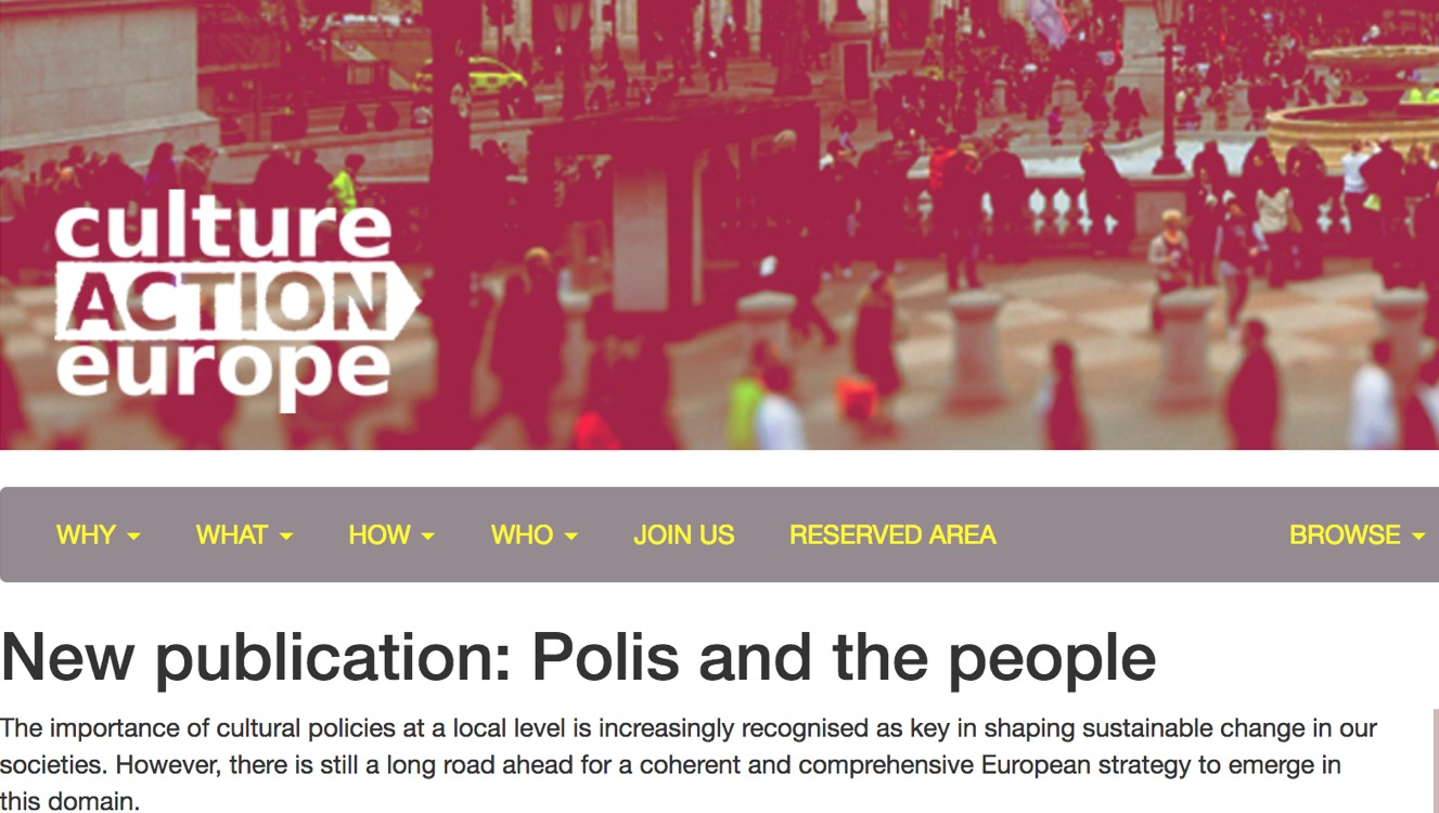 Polis and the people